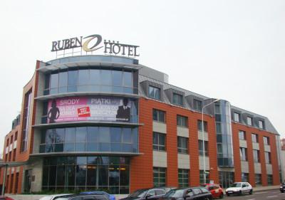 Hotel Ruben w Zielonej Górze