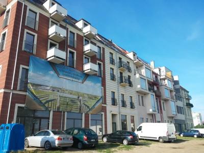 Budynek mieszkalno – usługowy w Głogowie przy ulicy Długiej