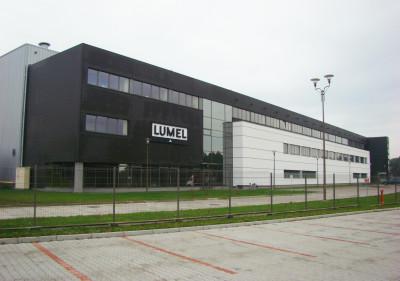 Budowa zakładu przetwórstwa aluminium Lumel