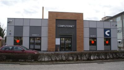 Budowa Computernet w Żarach