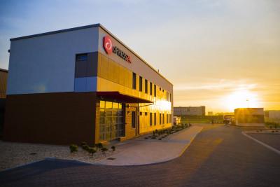 (Polski) Budowa hali magazynowej aPress