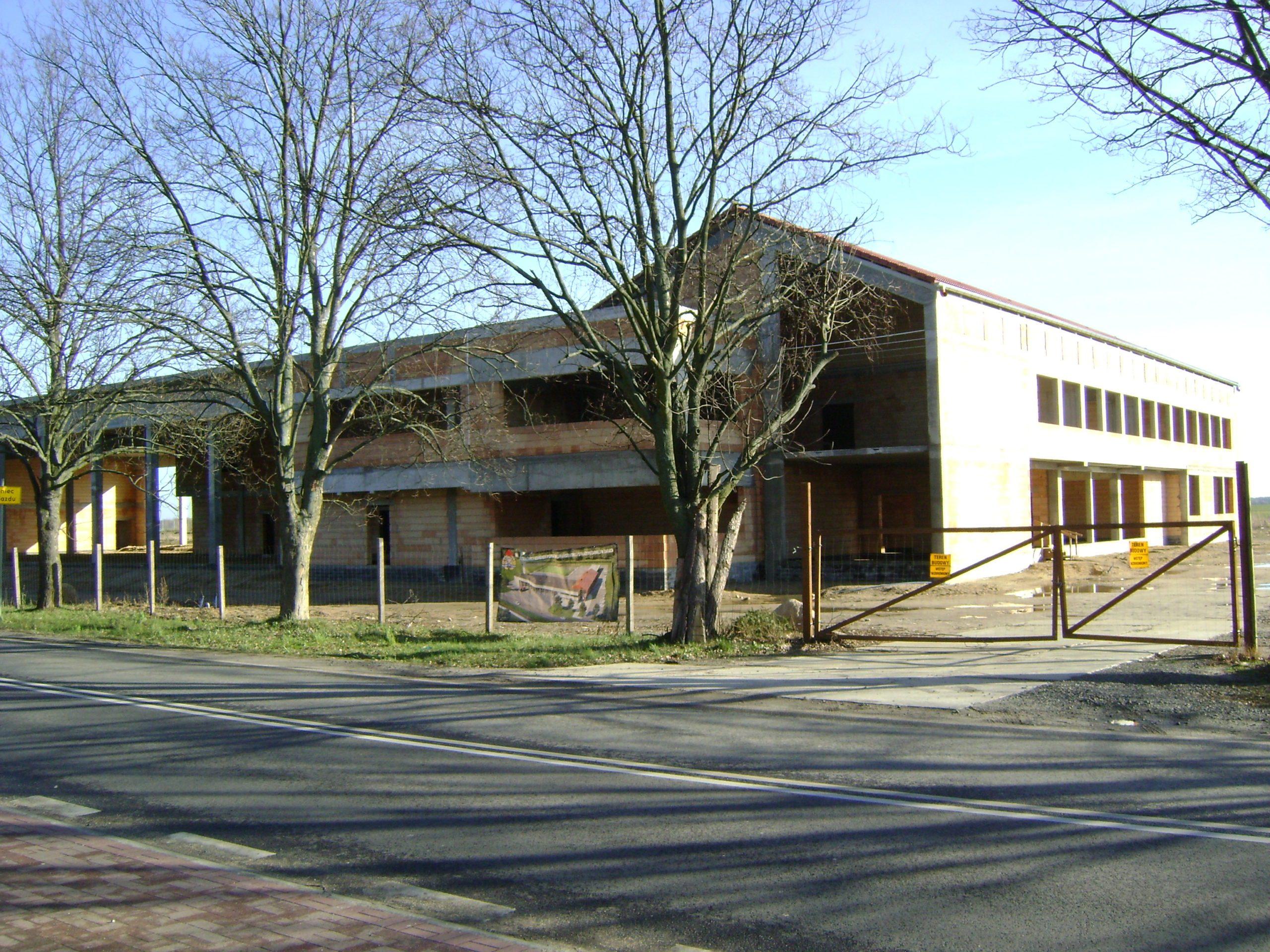 The Fire Brigade building